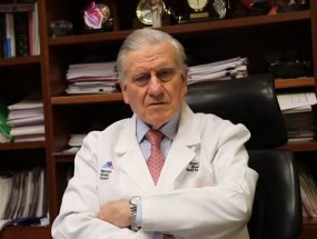 Dr. Valentín Fuster, Cardiólogo, Director Médico del Instituto Cardiovascular del Hospital Mount Sinai