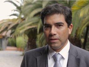 Dr. Cristian Ortiz, patólogo del Instituto Karolinska de Suecia