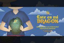 """""""Este es mi Dragón"""": Cómo vivir con una enfermedad inflamatoria intestinal"""