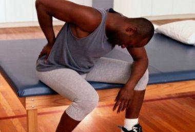 La estimulación del glanglio de la raíz dorsal alivia el dolor lumbar